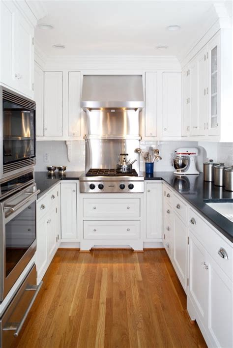 ny modern small galley kitchens best home decoration world class
