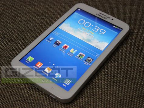 Samsung Tab 3 Made In Korea samsung galaxy tab 3 t211 on review designed to be battery efficient gizbot
