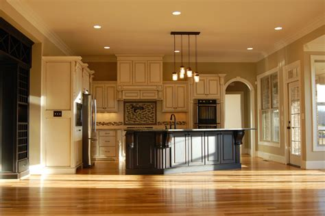 The Sagecrest Plan 1226 Kitchen Traditional Sagecrest House Plan