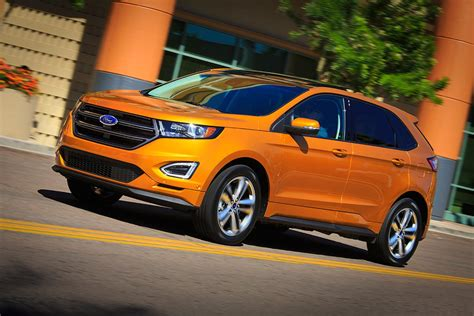 2015 Ford Edge by 2015 Ford Edge Reviews And Rating Motor Trend