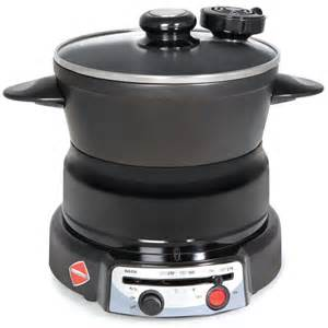 kitchenstir self stirring electric pot the green head