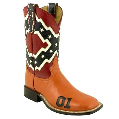 the general cowboy boots southern heritage cowboys the general and the o jays