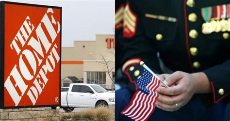 home depot just trashed our veterans it s time to boycott now