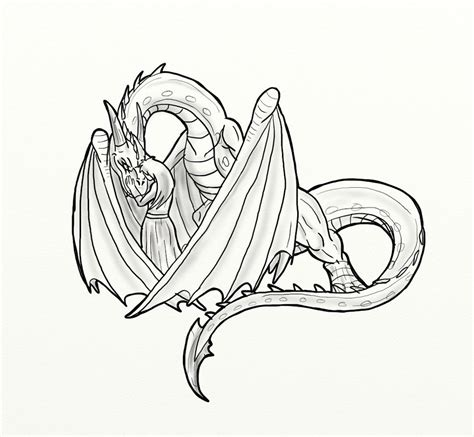 scauldron dragon coloring page barf and belch coloring pages coloring pages