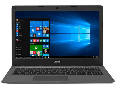 Laptop Acer Aspire One Cloudbook 14 acer aspire one cloudbook 14 ao1 431 c6qm notebook review notebookcheck net reviews