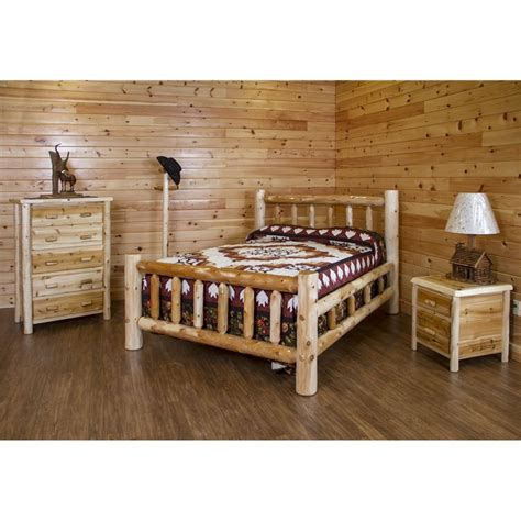 cedar bedroom furniture white cedar bedroom set
