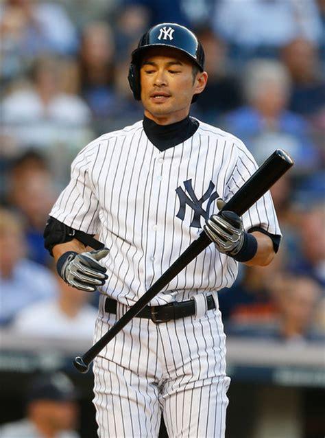 How Is Ichiro Suzuki Ichiro Suzuki Pictures Seattle Mariners V New York
