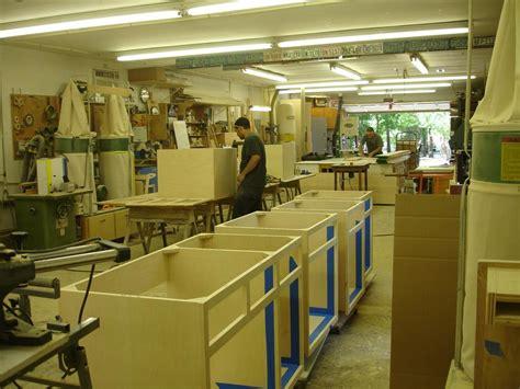 cabinet shop spray booth quality custom woodworks inc