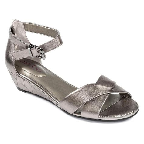 pewter sandals turnshoeson women s fonda sandals in pewter