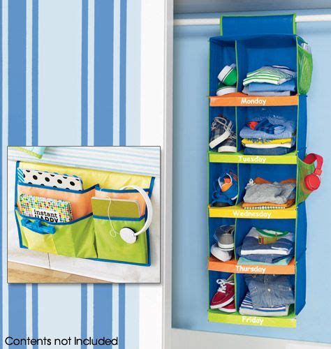 Days Of The Week Closet Organizer by Discover And Save Creative Ideas