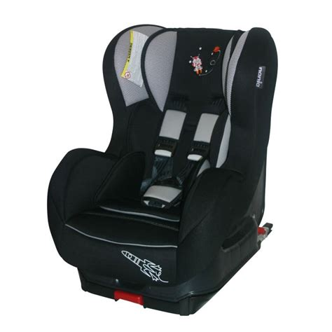 Siege Auto Nania Inclinable by Nania Si 232 Ge Auto Cosmo Sp Luxe Isofix Gris Achat Vente