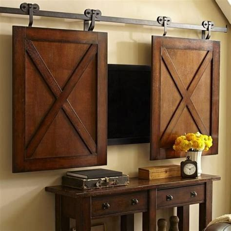 hidden tv with doors 25 best ideas about hide tv on pinterest hidden tv