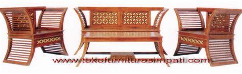Kursi Tamu Kartini Jari kursi bangku jati ukiran murah minamlis kayu