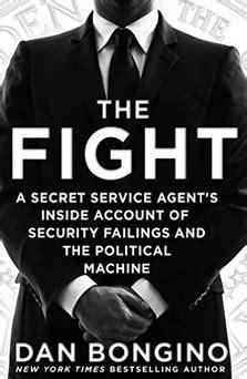 fight  secret service agents  account