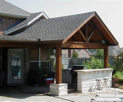 Wood Covered Porch Plans ? Bistrodre Porch And Landscape