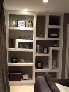 Modern Built In Bookshelves Modern Built In Shelves Built In Shelves