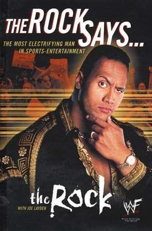 dwayne the rock johnson biography book online world of wrestling