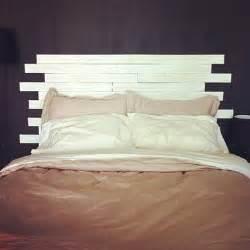 faire une t 234 te de lit en bois avec r 233 cup lames de parquet
