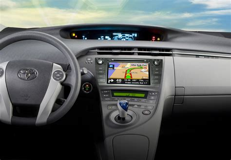 Toyota Prius Stereo Toyota Prius Aftermarket Navigation Car Stereo