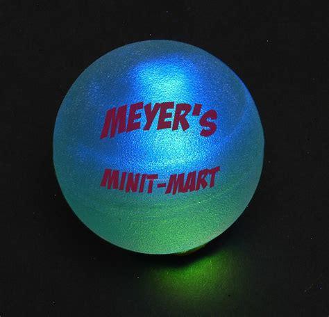 light up balls for glitter light up bouncy ball blue china wholesale