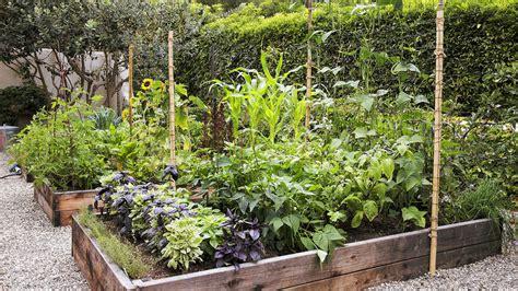 edible gardens 7 secrets to a great edible garden sunset