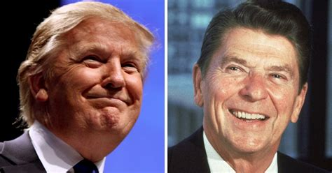 ronald reagan donald trump trump s right reagan faced the same allegations of