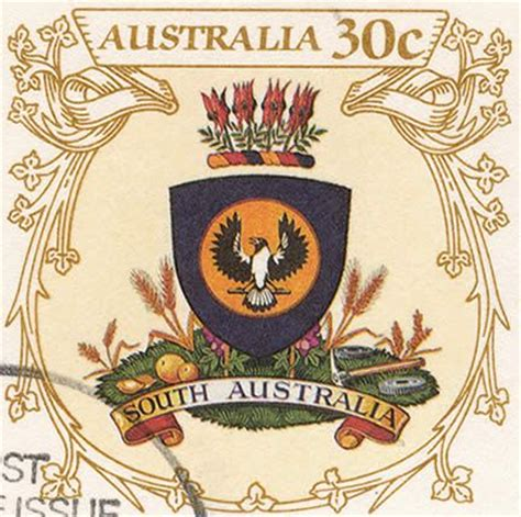 australian coat of arms tattoo designs south australian coat of arms st ideas