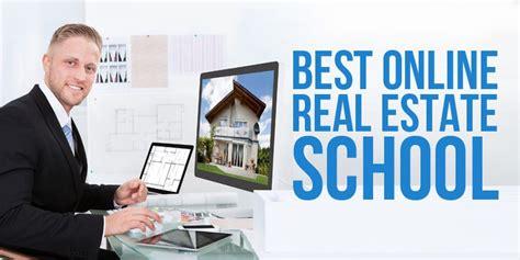 Best Real Estate Mba Schools best real estate school kaplan vs career