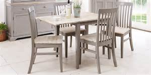 Dining Table And Chairs Gray Florence Stunning Rectangle Extended Kitchen Dining Table