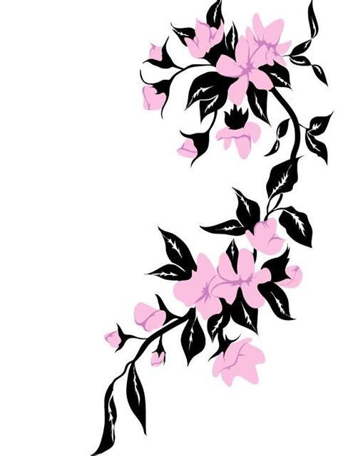 tatuaggio ramo fiori di ciliegio tatuaggio ramo fiori di ciliegio scelto da marrone