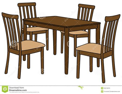 free table and chairs dining table clip clipart panda free clipart