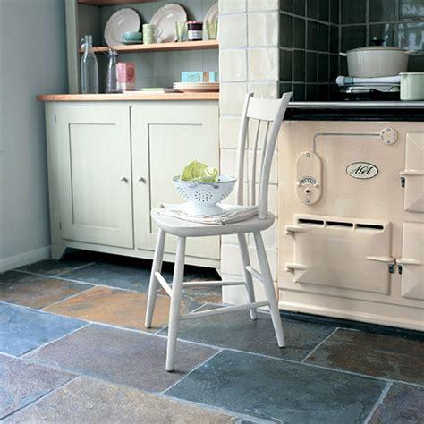 Cottage kitchen flooring continued