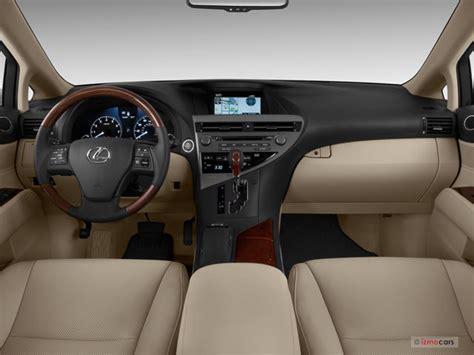 lexus rx dashboard lexus rx 350 2010 interior