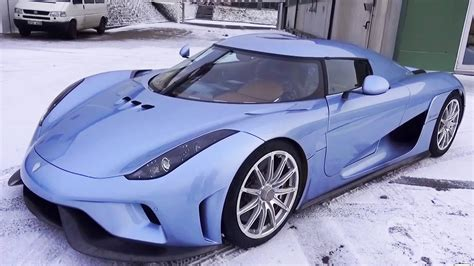 koenigsegg winter first look koenigsegg regera with christian von