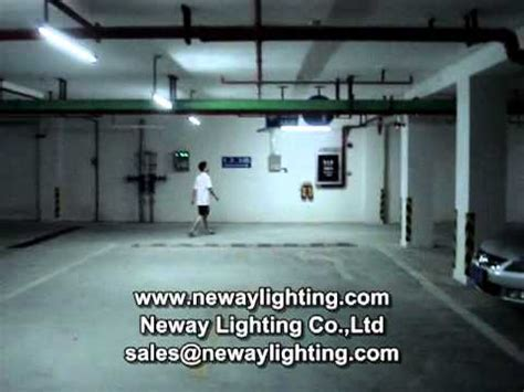 Motion Garage by Pir Sensor Motion Sensor Garage T8 Led Fluorescent