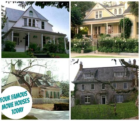 famous houses in movies where are they now updates on four movie houses hooked