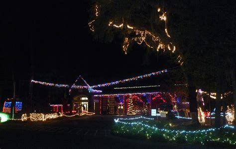 where to find christmas lights on hilton head island
