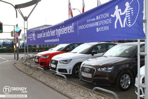 Audi Centrum Ulm by Typisierungsaktion Der Schwaba F 252 R Niclas News Augsburg