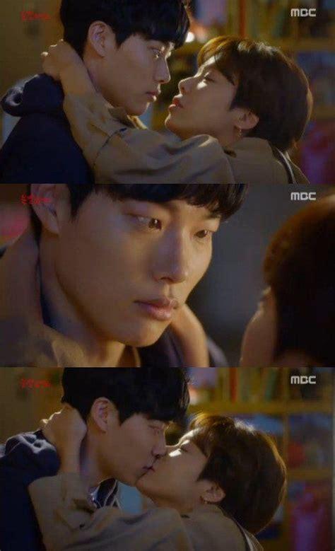 film drama korea kiss spoiler lucky romance hwang jeong eum gets drunk and