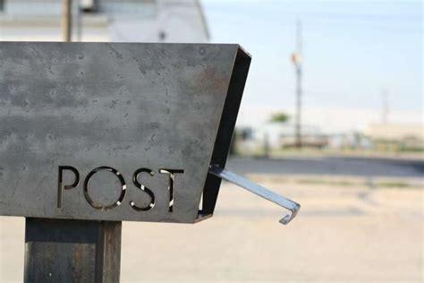 cassetta della posta in inglese idee originali per personalizzare la cassetta della posta