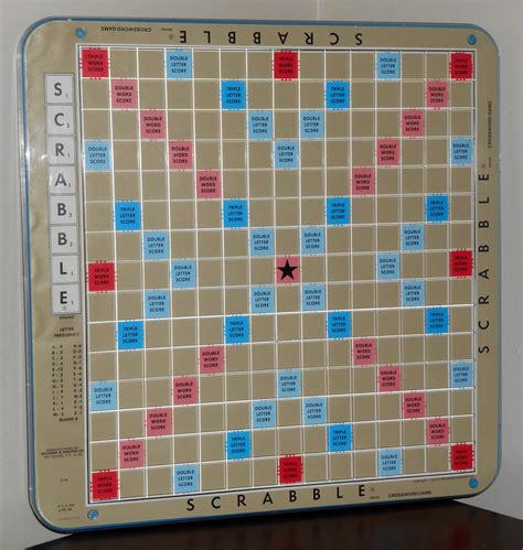 turntable scrabble board sold out scrabble deluxe blue turntable board only