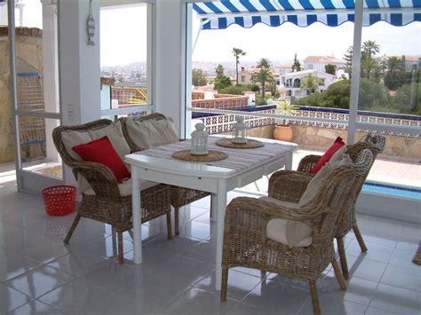 offene veranda ferienhaus la gaviota caleta de v 233 andalusien costa