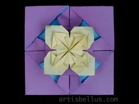 Day Origami Ideas - origami s day card 5 6 7 holidays may june july
