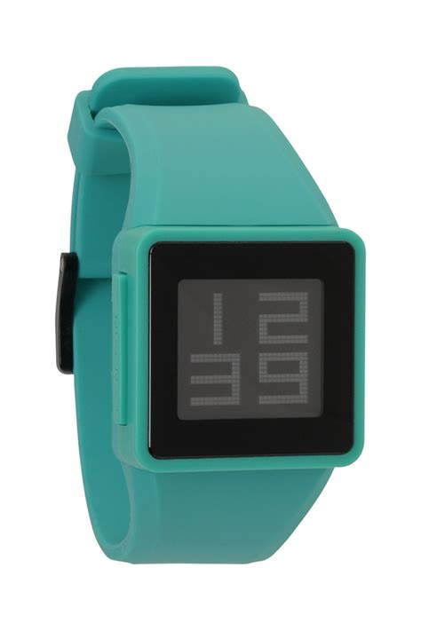 Nixon Digital Chain 17 best images about teal blue turquoise tosca