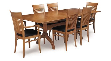 circle furniture trestle table shop for dining