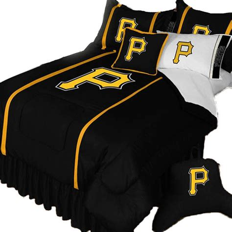 pittsburgh pirates bedding mlb pittsburgh pirates bedding set baseball comforter