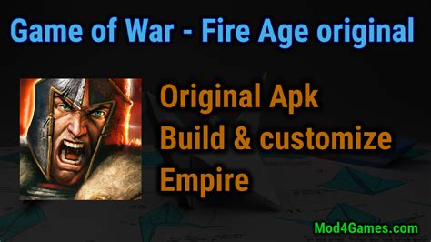 age apk free of war age original apk build customize empire mod4games