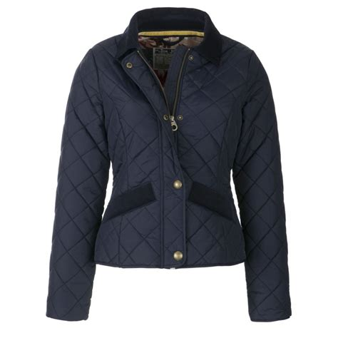 Quilted Jackets by Joules Hton Quilted Jacket Womens Jackets
