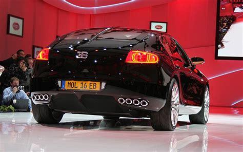 bugatti galibier engine 2010 geneva bugatti s 16c galibier concept makes