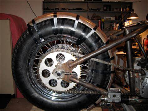 rear fender mount